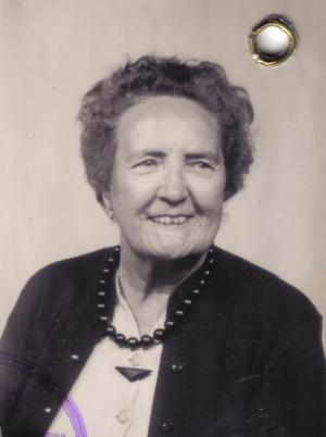 Anna Hansine Christensen.