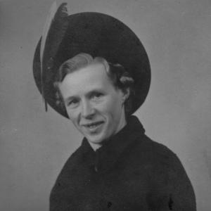 Jenny Marie Kristiane Wedel Nielsen.