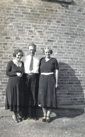 1936 Ane Jensen, Karl & Hilda 1