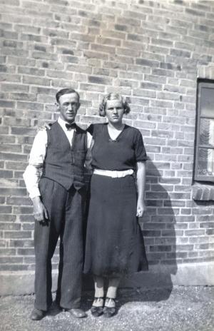 1936 Edvard & Hilda 1