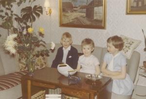 Henning, Lisbeth og Susanne Daugaard.